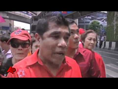 Red Shirts Rally in Bangkok Again
