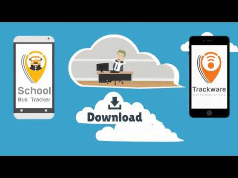 School Bus Tracker by Trackware