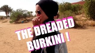 WHAT I WEAR TO THE BEACH - SWIMWEAR - THE DREADED BURKINI EDITION!