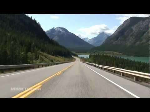 Motorcycle Riding, Rocky Mountains. Adventure Travel Canada