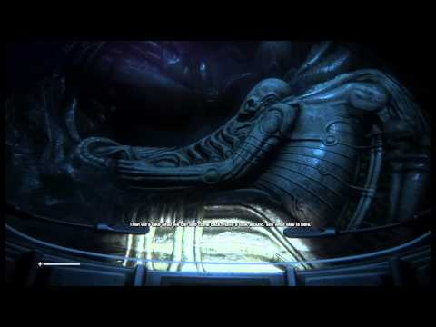 Let's Play Alien: Isolation - S8 P2 - H.R. Giger (part 1 re uploading)