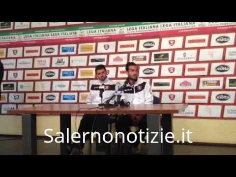 Salernitana - Juve Stabia 3-2, intervista post gara a Colombo