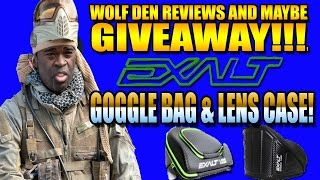 WOLF REVIEWS EXALT GOGGLE GEAR WITH GIVEAWAY???