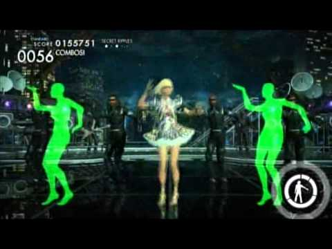 Dance Masters Evolution Xbox360 Kinect - Kimono Princess Game Play (Secret Song)
