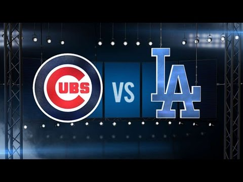 8/28/15: Kershaw K's 14 as Dodgers tame Cubs in LA