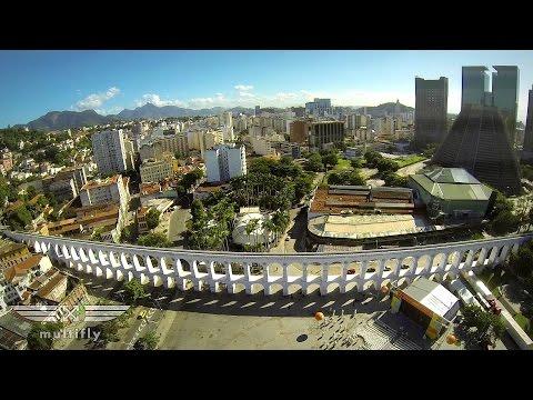 Rio de Janeiro - Imagens Aéreas por Drone - BRAZIL