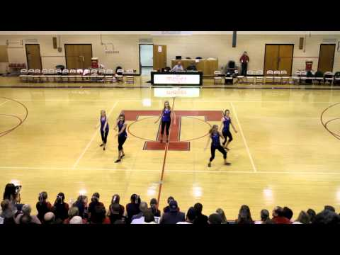 Talawanda High School Dance Team 12/3/2010