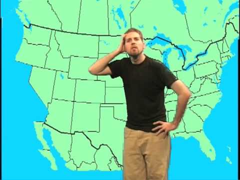 Awkward Weatherman