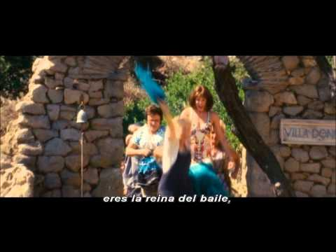 Mamma Mia The Movie Dancing Queen Subulado Al Espa Ol
