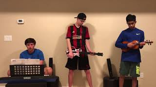 Visesh Nathan, Brett Reason, Noah Pope Science Idol