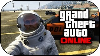 GTA 5 Online - New Astronauts,Space Rangers,Snow Vehicle & More Online Missions ! (GTA 5 Online)