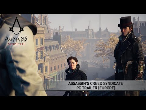 Assassin's Creed Syndicate - PC Trailer [EUROPE]