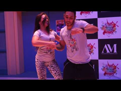 PBZC2017 workshop demo1 with Paloma and William ~ video by Zouk Soul