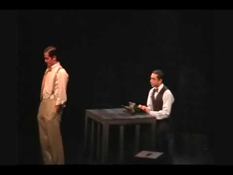 "THRILL ME-The Leopold & Loeb Story ""A Written Contract"""