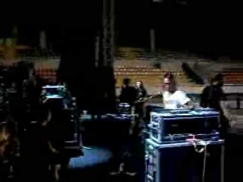 Burgerkill - As I Lay Dying Sound Check - Under The Scars (intro)