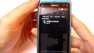 Symbian // Nokia Belle Official update on Nokia N8 - review