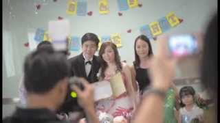 Seh Xiong & Lee Feng Solemnization Ceremony Full Video (14 October 2014) By WMA Production ♡