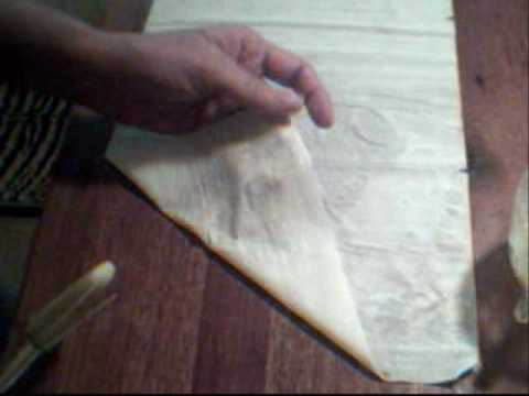 how to make kataifi dough at home