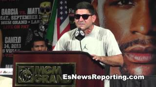 Angel Garcia Goes Off On Lucas Matthysse And His KO Record esnews boxing