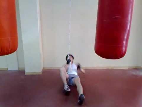 Subir Cuerda entrenamiento