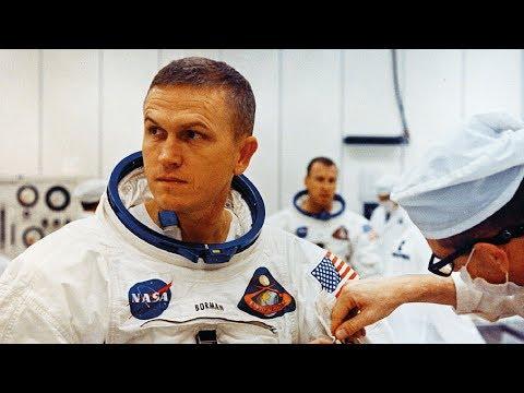 Apollo 8 Commander Frank Borman