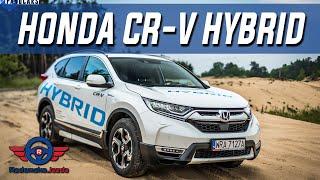 Honda CR-V Hybrid  e-CVT Executive 2019 - Test PL Jazda Próbna Review PL | Odc.45 Radomska Jazda