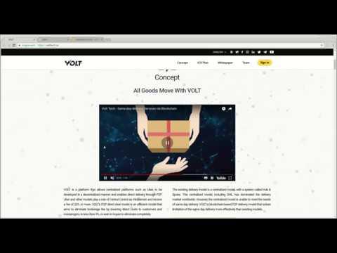 Volt - обзор проекта. (author Burmik123)
