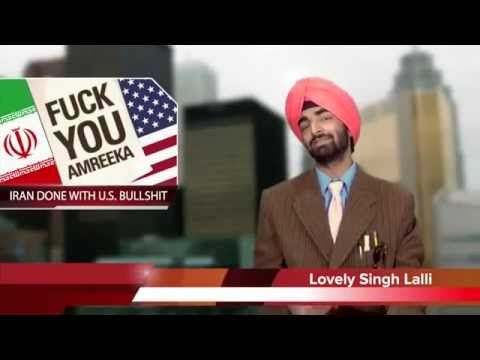 Desi Funny Punjabi News Of Canada.mp4 video