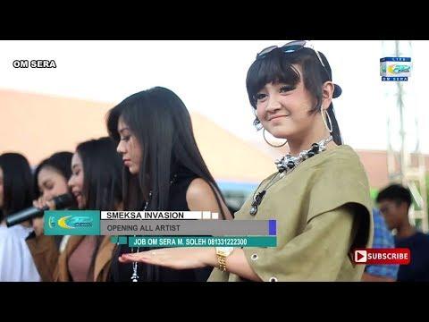 Opening SMKN 1 Kediri - All Artist - OM Sera Live SMKN 1 Kediri 2017