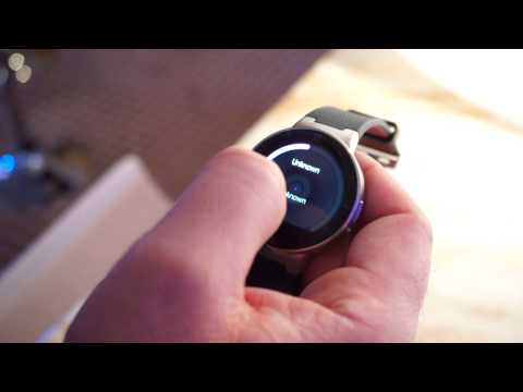 Alcatel OneTouch Watch Hands On