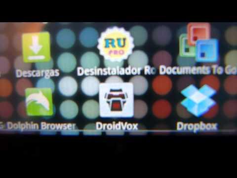 Review de aplicaciones para personalizar Sony Ericsson Xperia - Android - Calidad HD 1080p