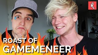 THE ROAST OF GAMEMENEER | Kalvijn