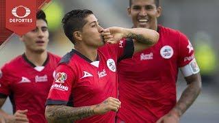 Resumen Lobos BUAP 2 - 0 Veracruz | Apertura 18 - Jornada 2 | Televisa Deportes