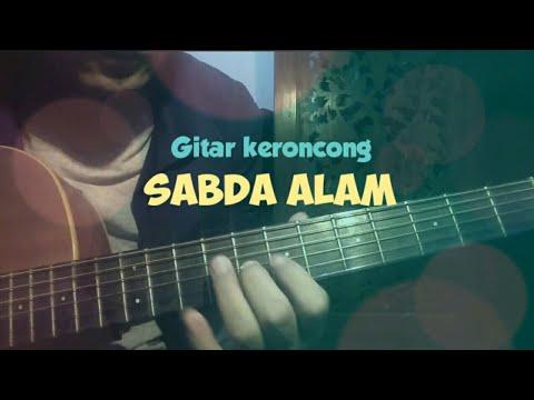 Download  Tutorial Gitar keroncong SABDA ALAM 3/4 Gratis, download lagu terbaru