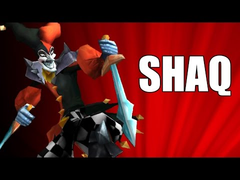 League Of Legends : Shaq