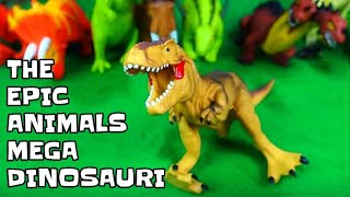 The Epic Animals MEGA DINOSAURI [Unboxing] - Leo Toys