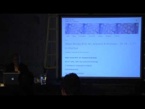 Evaluating Alternatives: a lecture by Geert Lovink
