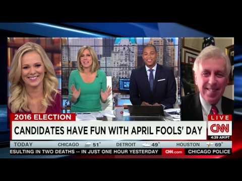 CNN Covers the Latest Development in Ted Cruz's Debate Invitation for Donald Trump