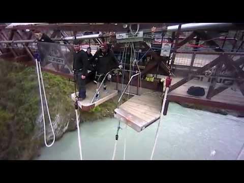 Bungee Jumping - Queenstown - NZ