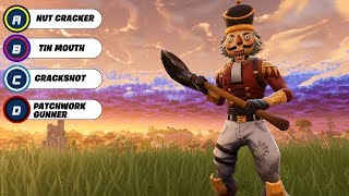 Guess The Fortnite Character (90% FAIL)