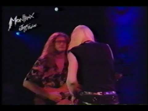 Mitch Perry with Edgar Winter and Rick Derringer