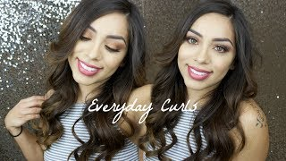 How I Curl My Hair | Everyday Curls!