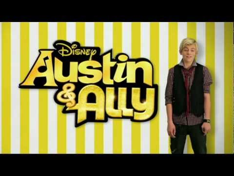 Austin & Ally - Ross Lynch Quickfire Question and Answer!