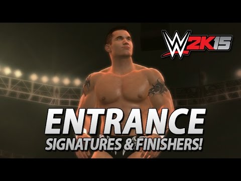 Wwe 2k15: Retro Randy Orton Entrance, Signatures & Finishers! video