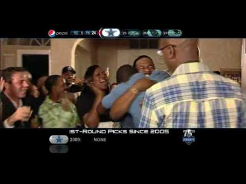 Dallas Cowboys Draft 2010: Dez Bryant