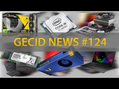 GECID News #124 ➜ ▪ 10-нм Intel Cannon Lake и Ice Lake ▪ AMD EPYC 7000 ▪ предзаказ AMD Radeon Vega