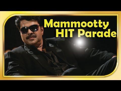 Mammootty The Megastar - Mammootty Hit Parade In Dubai video