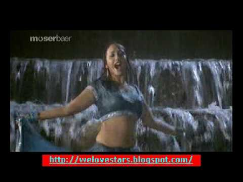 Saree Wet Navel-Rani Chatterjee Bhojpuri