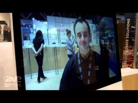 ISE 2015: Cisco Exhibits DX70 and DX80 Touchscreen Collaboration Devices