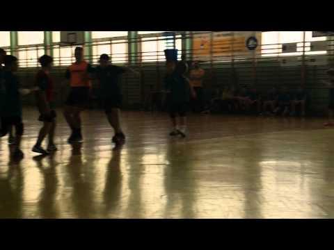 Turniej W Szczecinie Piłka Reczna 06-08.2015